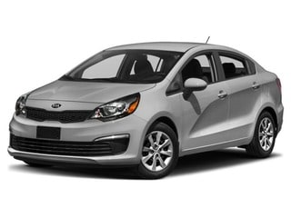 2017 Kia Rio Sedan Sterling Metallic