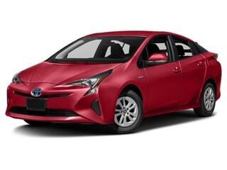 2017 Toyota Prius Hatchback Rouge hypersonique