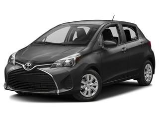 2017 Toyota Yaris Hatchback Sable noir nacré