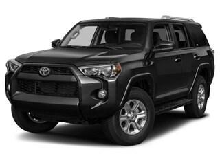 2017 Toyota 4Runner VUS Noir nuit métallisé