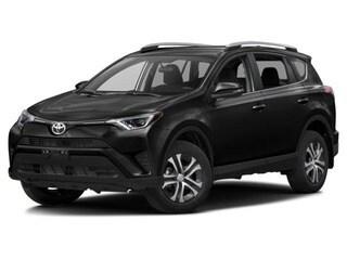 2017 Toyota RAV4 VUS Noir