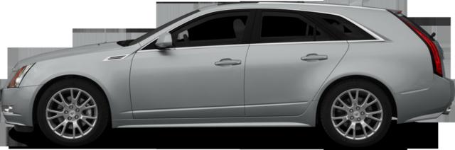 2014 CADILLAC CTS Wagon 3.6L