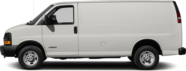 2014 Chevrolet Express 1500 Fourgon 1WT