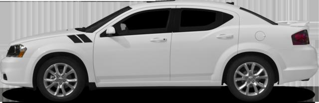 2014 Dodge Avenger Sedan R/T