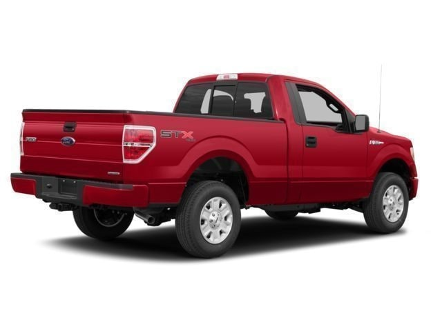 2014 Ford F-150 XLT Exterior Rear End