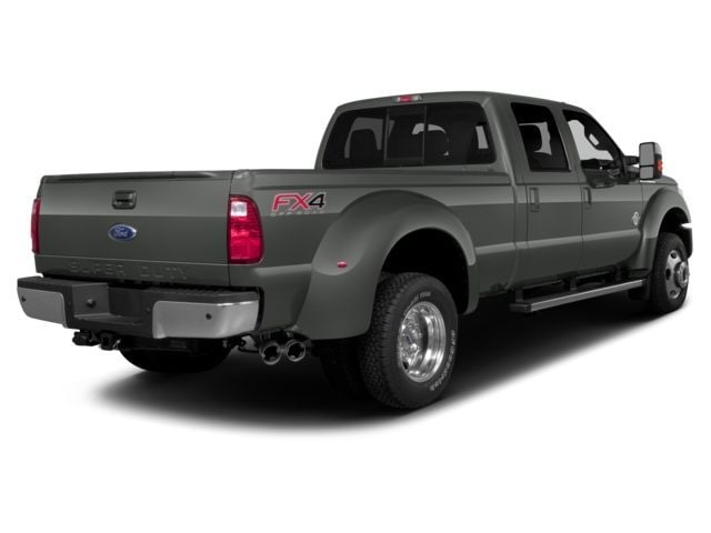 2014 Ford F-450 Exterior Rear