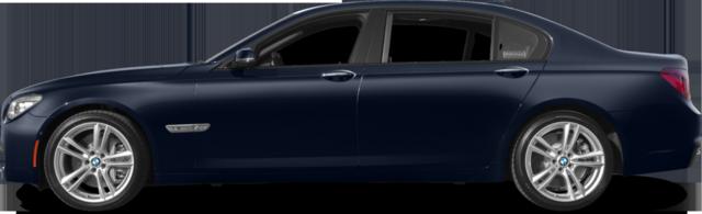 2015 BMW 760Li Sedan