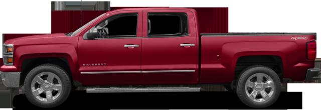 2015 Chevrolet Silverado 1500 Truck LT 2LT