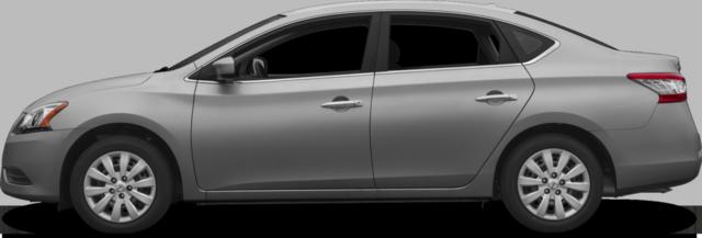 2015 Nissan Sentra Sedan 1.8 S
