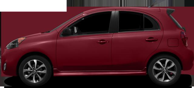2015 Nissan Micra Hatchback S
