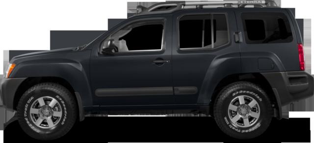 2015 Nissan Xterra SUV S