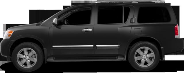 2015 Nissan Armada SUV Platinum