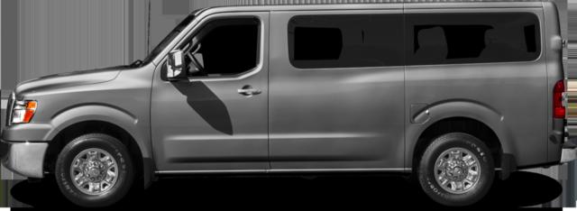 2015 Nissan NV Tourisme NV3500 HD Fourgon S V6