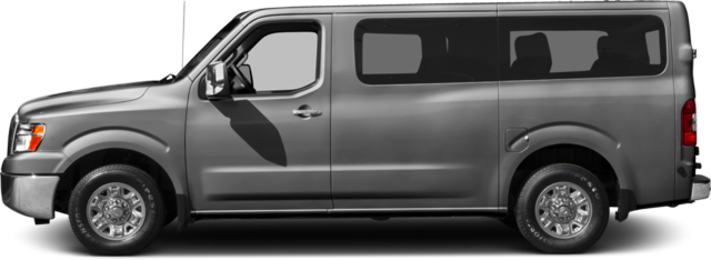 2015 Nissan NV Tourisme NV3500 HD Fourgon S V8