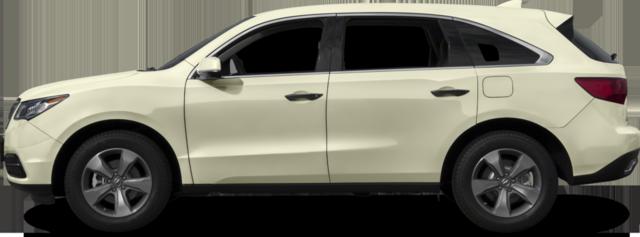 2016 Acura MDX SUV Base
