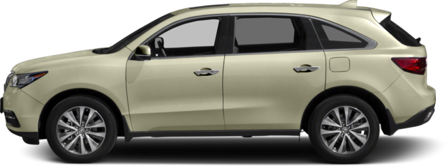 2016 Acura MDX SUV Navigation Package