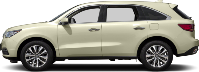 2016 Acura MDX SUV Technology Package