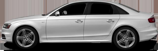 2016 Audi S4 Sedan 3.0T Progressiv plus