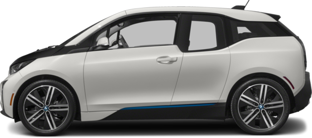 2016 BMW i3 Hatchback Base w/Range Extender
