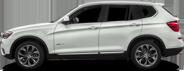 2016 BMW X3 SAV xDrive28d