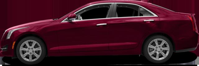 2016 CADILLAC ATS Sedan 2.5L Luxury Collection