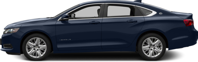 2016 Chevrolet Impala Sedan LS CNG 2FL