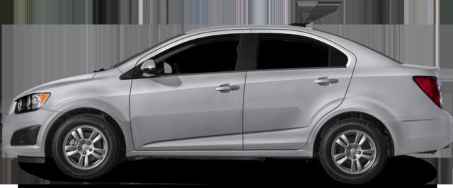 2016 Chevrolet Sonic Sedan LT Manual