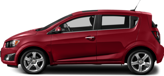 2016 Chevrolet Sonic Hatchback LT Manual