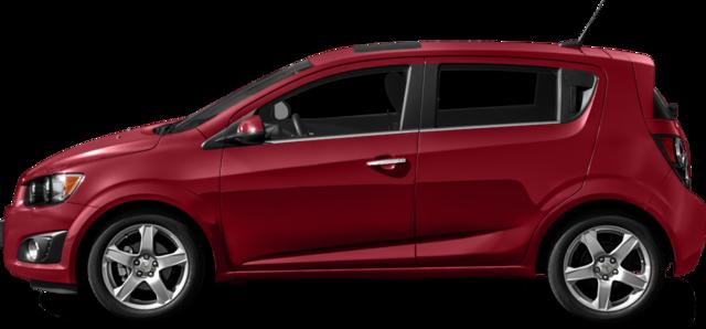 2016 Chevrolet Sonic Hatchback LT Auto