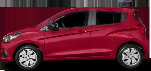 2016 Chevrolet Spark Hatchback LS Manual