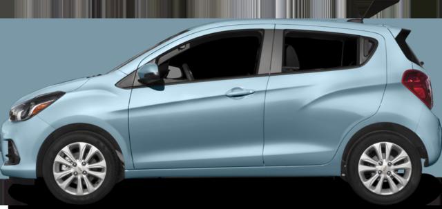 2016 Chevrolet Spark Hatchback 1LT CVT