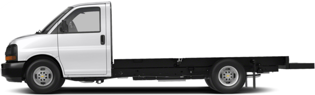 2016 Chevrolet Express fourgon tronqué Camion 3500 1WT