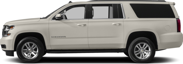 2016 Chevrolet Suburban SUV Commercial Fleet