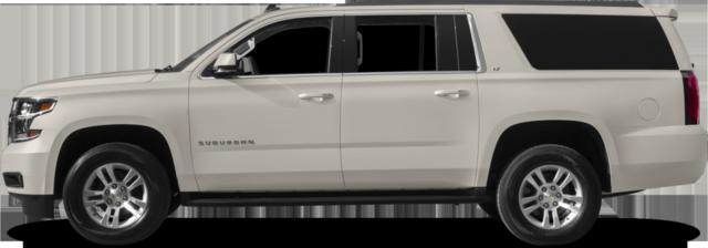 2016 Chevrolet Suburban 3500HD SUV LT