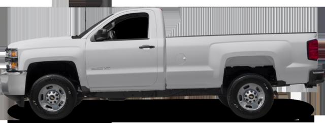 2016 Chevrolet Silverado 2500HD Camion LT
