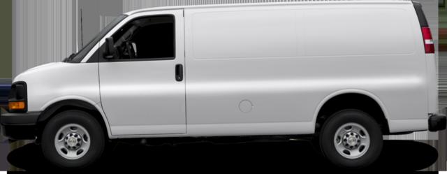 2016 Chevrolet Express 3500 Van 1WT