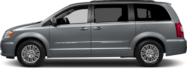 2016 Chrysler Town & Country Van Touring-L