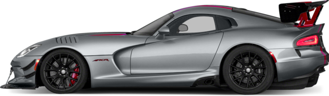 2016 Dodge Viper Coupe ACR
