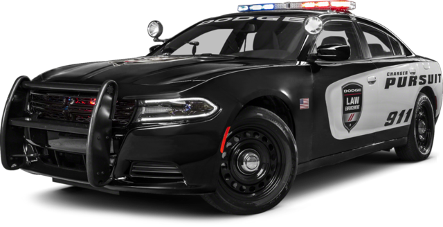 2016 Dodge Charger Berline Police