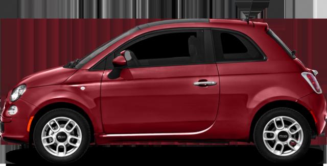 2016 FIAT 500 Hatchback Lounge