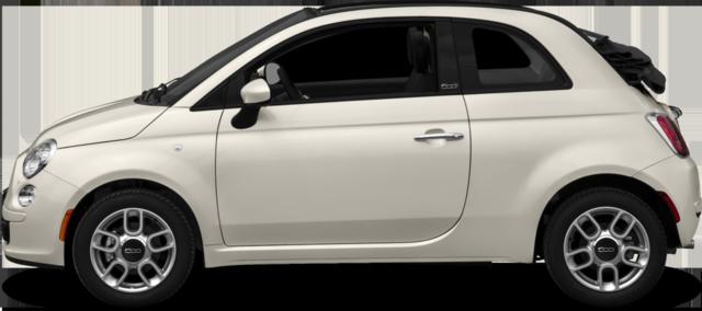 2016 FIAT 500c Convertible Pop