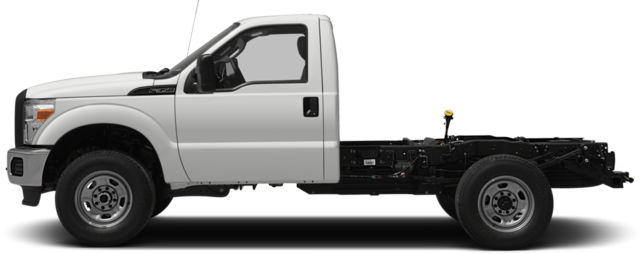 2016 Ford F-350 Chassis Truck XL