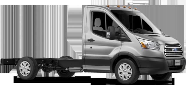 2016 Ford Transit-350 Cutaway Truck