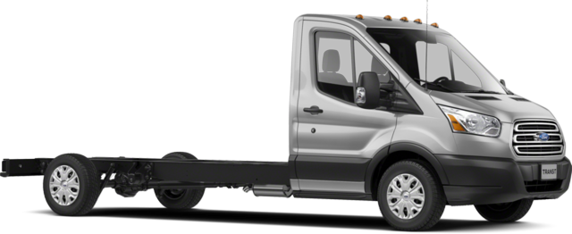 2016 Ford Transit-250 Cab Chassis Truck