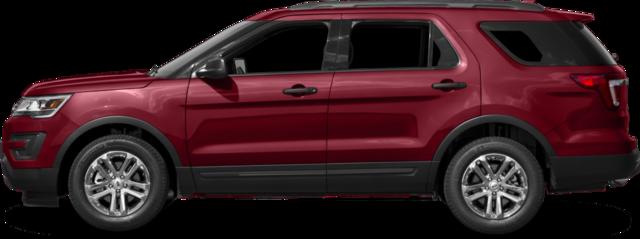 2016 Ford Explorer SUV