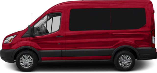 2016 Ford Transit-150 Wagon w/Sliding Pass-Side Cargo-Door