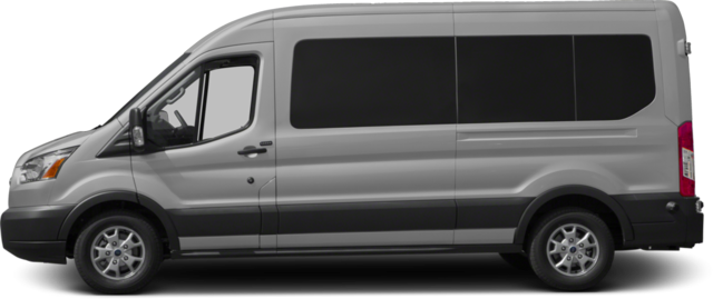 2016 Ford Transit-350 Wagon XL w/Sliding Pass-Side Cargo Door