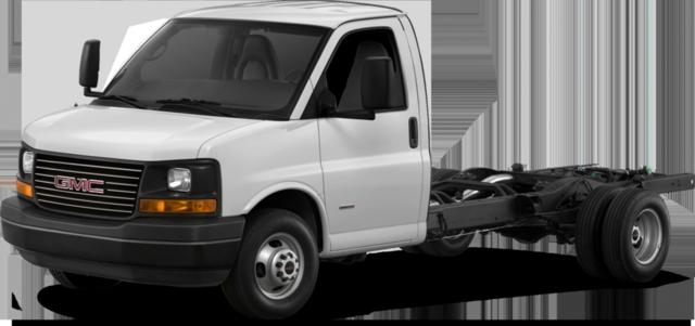 2016 GMC Savana Cutaway Truck 3500 1WT