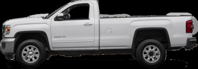 2016 GMC Sierra 2500HD Truck SLE