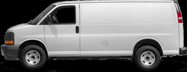 2016 GMC Savana 2500 Van 2WT Paratransit